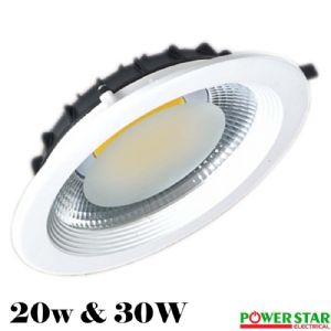 LED COB Ceiling Light Recessed Downlight